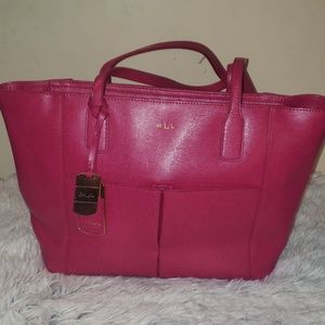 New!! Ralph lauren tote bag